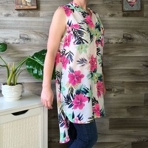 Women's Live  4 truth tunic top 2x